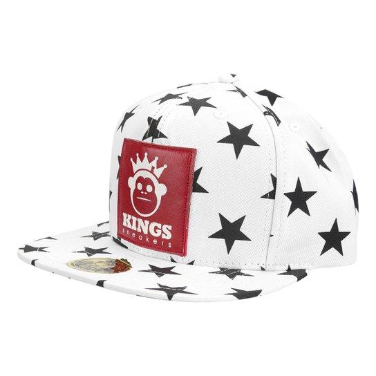 00950f7568 Boné Kings Sneakers Prm Stars | Netshoes