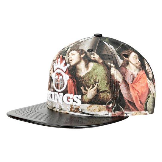 Boné Kings Sneakers Last Supper - Compre Agora  4e12d035adb