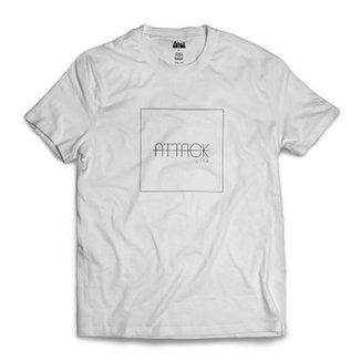 Camiseta Attack Life Elegance II d4f6491659d52