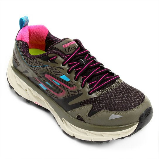 42af4058566 Tênis Skechers Go Trail Ultra 3 Feminino - Compre Agora
