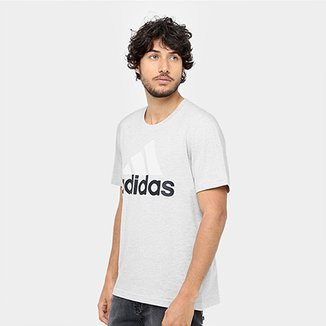 Camiseta Adidas Mc Ess Linear Masculina a5f0b031d94d8