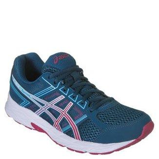Compre Tenis Asics Verde Rosa E Roxo Online  be49f04b1c853