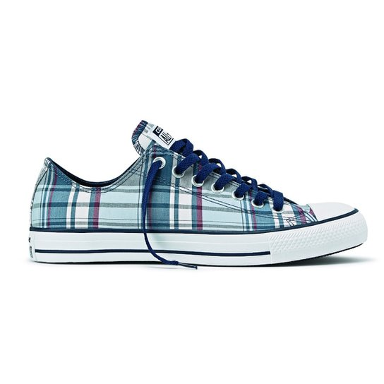 97d0a15d464 Tênis Converse All Star Ct As Specialty Plaid Ox - Compre Agora ...