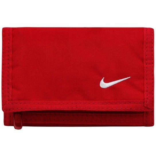 fe829d865 Carteira Nike Bank - Vermelho