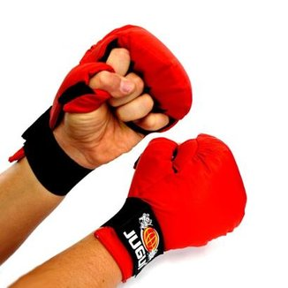 Luva para Karate Jugui - Infantil 254c82fb655