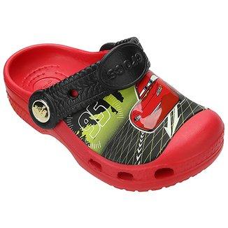 b83983c7d5a Sandália Crocs Relâmpago McQueen Infantil