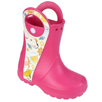 Bota Crocs Handle It Sea Life Boot Infantil