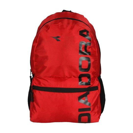 71cf6bc09 Mochila Diadora Sports - Vermelho