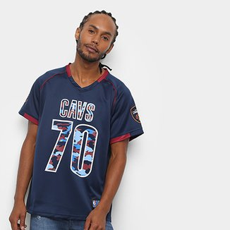 Camiseta NBA Cleveland Cavaliers nº 70 Futebol Americano Masculina 32e8d9566ea05