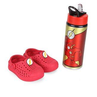 f1be982e3c4 Sandália Infantil Plugt Flash com Squeeze
