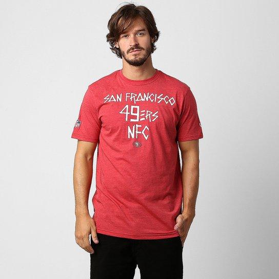 2353555b96aed Camiseta New Era San Francisco 49ers Urban - Compre Agora