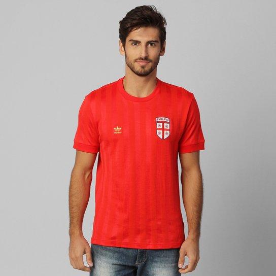 Camiseta Adidas Inglaterra Retrô - Compre Agora  5e8d6f11c745c