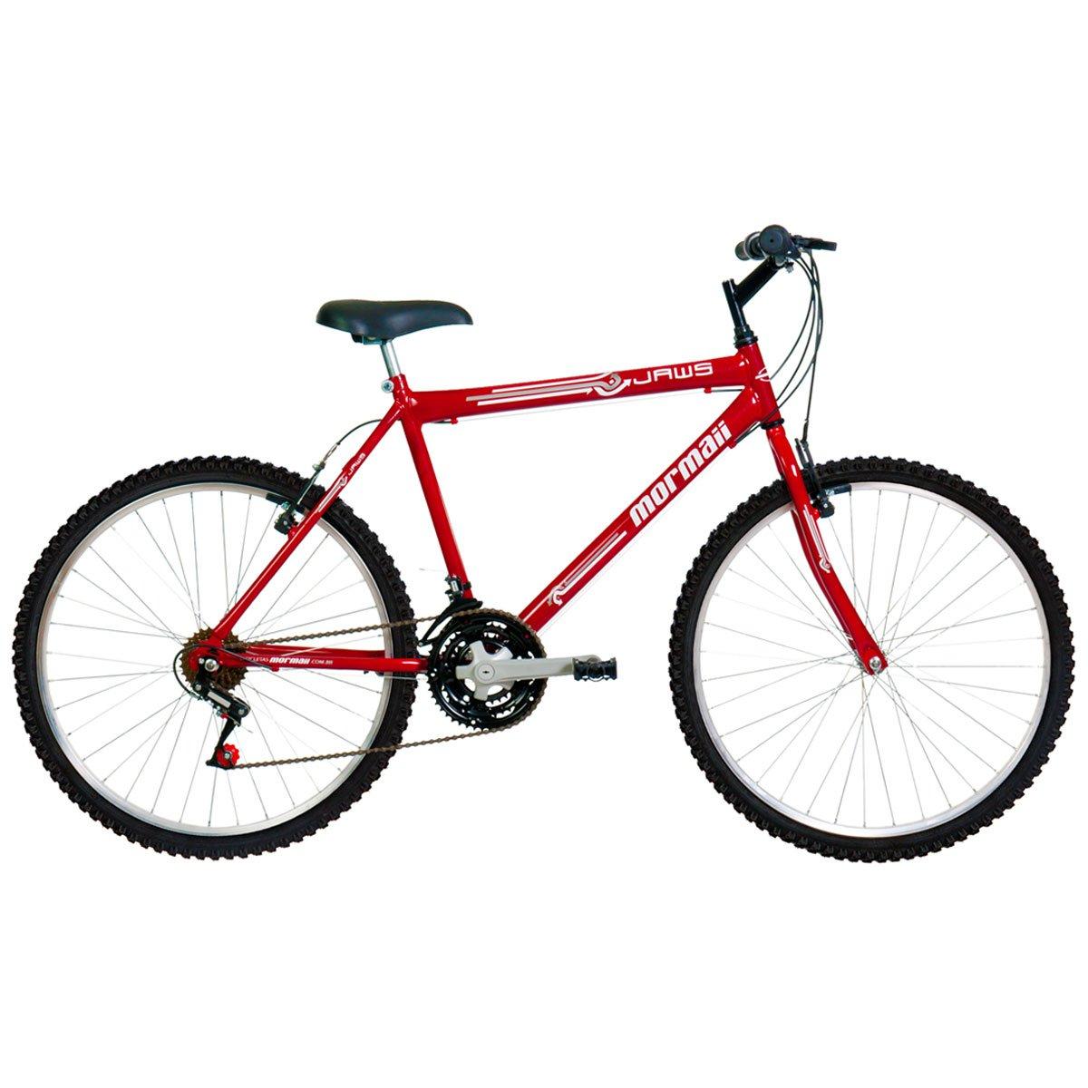 Foto 1 - Bicicleta Mormaii Jaws 21 V - Aro 26