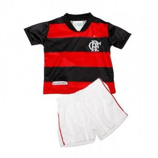 Compre Conjunto Infantil Flamengo Online  e9f9600dcfdb7