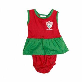 Conjunto Torcida Baby Fluminense 77d9685e5870e