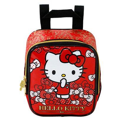 Lancheira Infantil Xeryus Hello Kitty Bow Bow Escolar