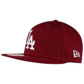 bc69c100cc3 Boné New Era 950 Basic Cardinal Los Angeles Dodgers
