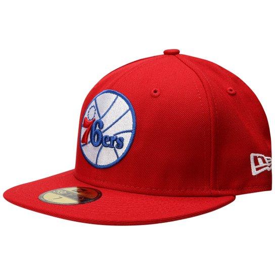 bef6074e8 Boné New Era NBA 5950 Philadelphia 76ERS - Compre Agora