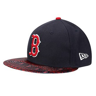 Boné New Era 5950 Fair Isle Flip Boston Red Sox aaf2d0ab5d1
