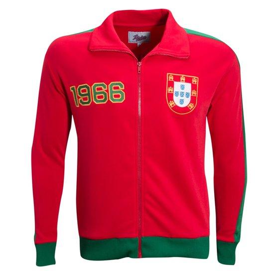 c83a45543c Agasalho Liga Retrô Portugal 1966 - Compre Agora