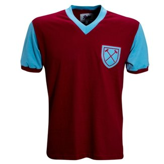 Calção Umbro West Ham Home 2016 Masculino. Ver similares. Confira · Camisa  Liga Retrô West Ham 1958 121a2f44fc52a