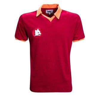Camisa Liga Retrô Roma 1983 1858915342b8c