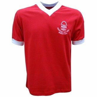 f91f9b320c Camisa Liga Retrô Nottingham Forest 1979