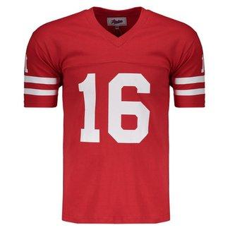Camisa NFL San Francisco 49ers Retrô aa5838e32e6