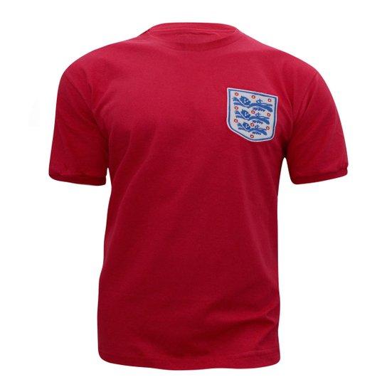 cfb4ee57cbafe Camiseta Retrô Inglaterra Liga Retrô - Compre Agora