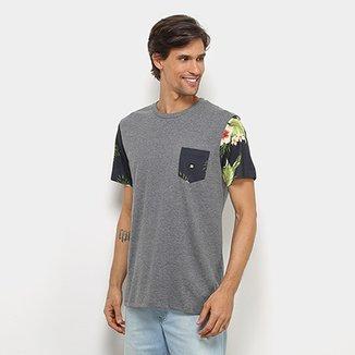 21cc5bb92a371 Camiseta DC Shoes Especial Kelson Pocket Masculina