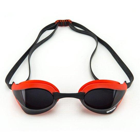 e25d7107e Óculos de Natação Arena Masculino - Vermelho - Compre Agora
