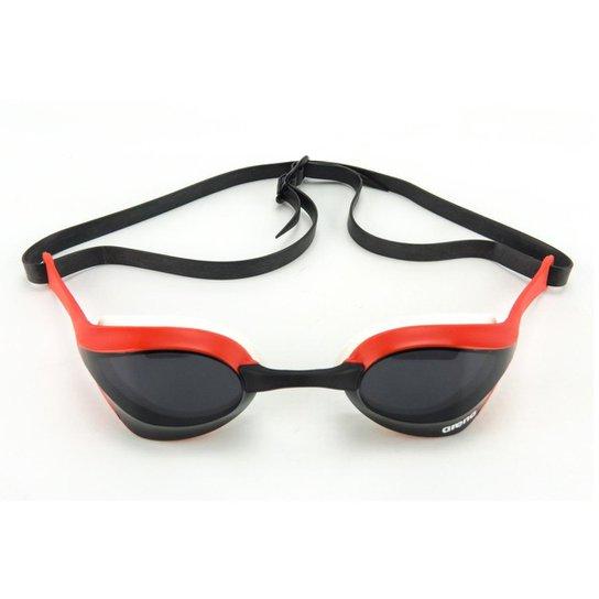 8d47bbba1 Óculos de Natação Arena Profissional Masculino - Vermelho