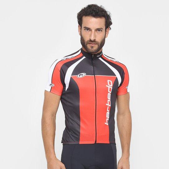 cf8d06dbb Camiseta Barbedo RT - Vermelho+Preto