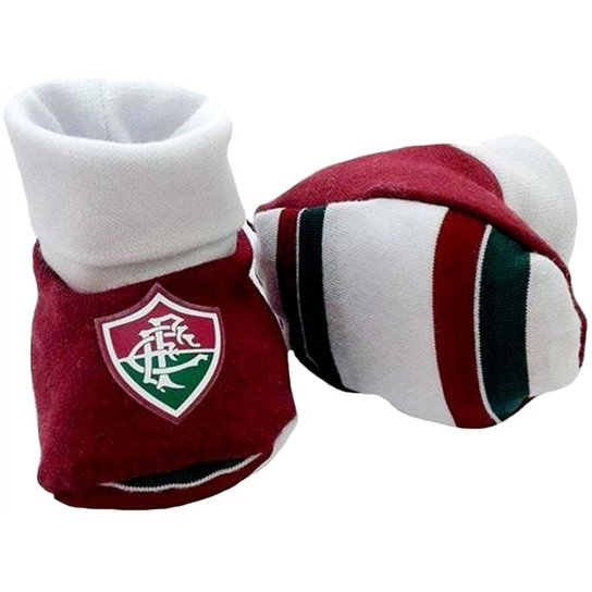 Pantufa Suedine Unissex Fluminense Reve Dor - Compre Agora  ff50307f4563a