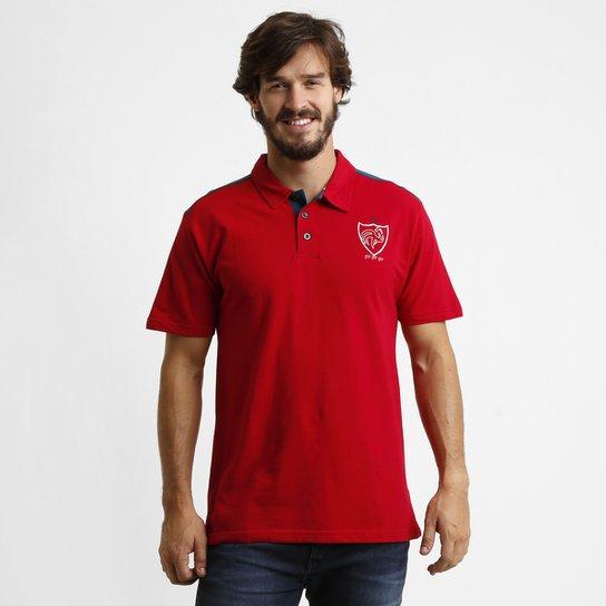 Camisa Polo Seleção França Masculina - Compre Agora   Netshoes 4efd3720f6