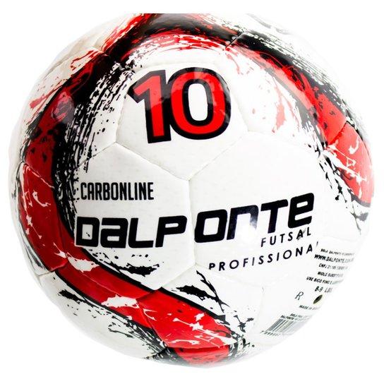 6e182811cda32 Bola Futsal Dalponte 10 Carbonline 0121 - Compre Agora