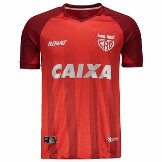 b487e06ba4 Camisa Rinat CRB Alagoas III 2018 N° 10 Masculina