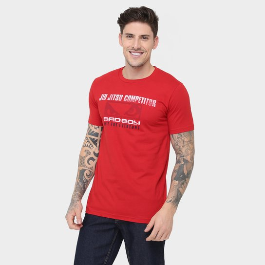 Camiseta Bad Boy JJ Comp - Compre Agora  7c30128b04b