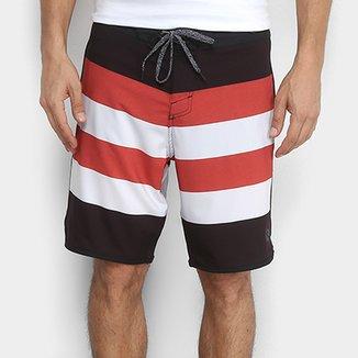 2261e3da46 Boardshort Lost Stripes Masculino