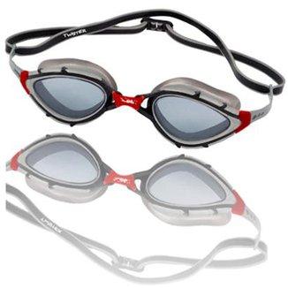 Óculos De Natação Gold Sports Twister 6f7db05117
