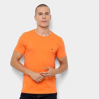 2ab33fd68 Camiseta Tommy Hilfiger Básica Masculina