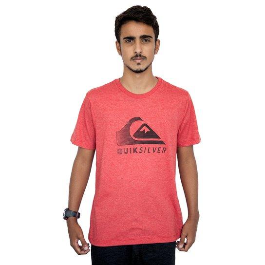 Camiseta Quiksilver Action Logo - Compre Agora  3868e54f583