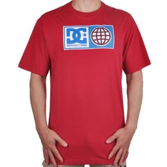 Camiseta Dc Global Salute
