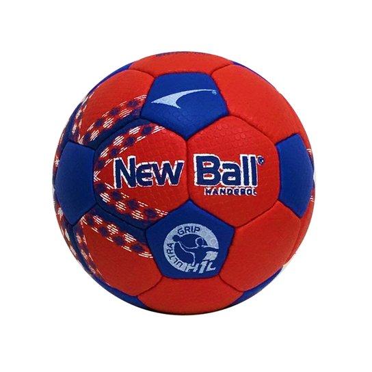 b0b62a7308e41 Bola Handball New Ball H1 - Vermelho - Compre Agora