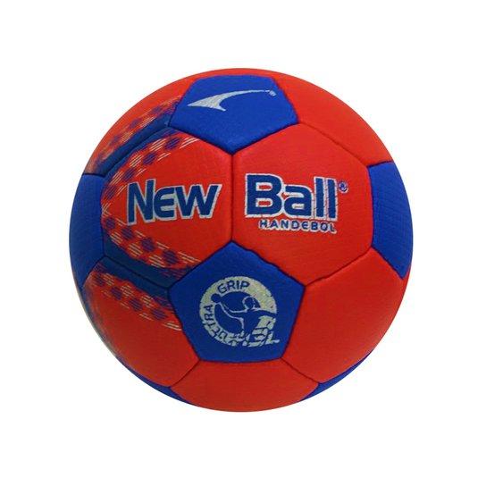 79b52817d Bola Handball New Ball H3 - Vermelho - Compre Agora