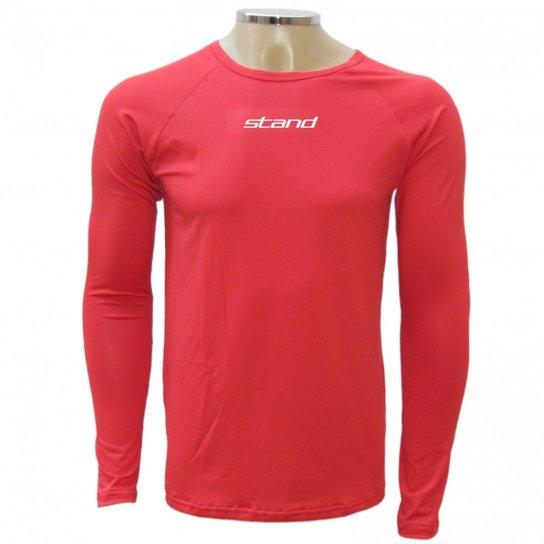 Camiseta térmica Stand Underthermic M L - Vermelho - Compre Agora ... 67ae1fc0caacf
