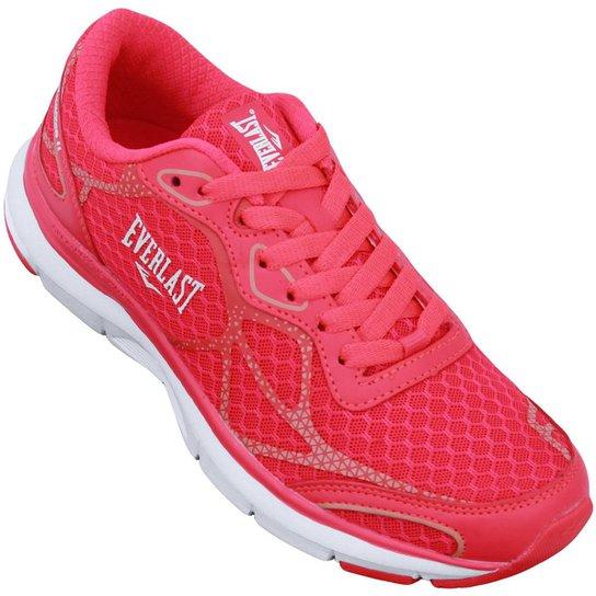 36250bdd6d Tênis Everlast Hunter II Feminino - Pink | Netshoes