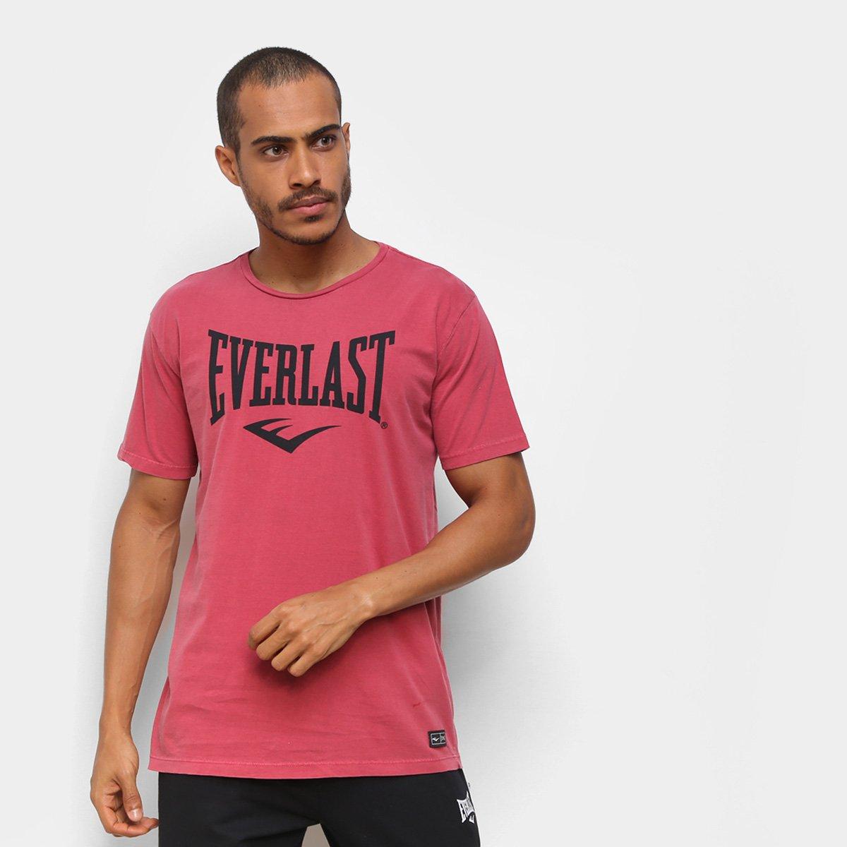 Camiseta Everlast Logo Classic Masculina