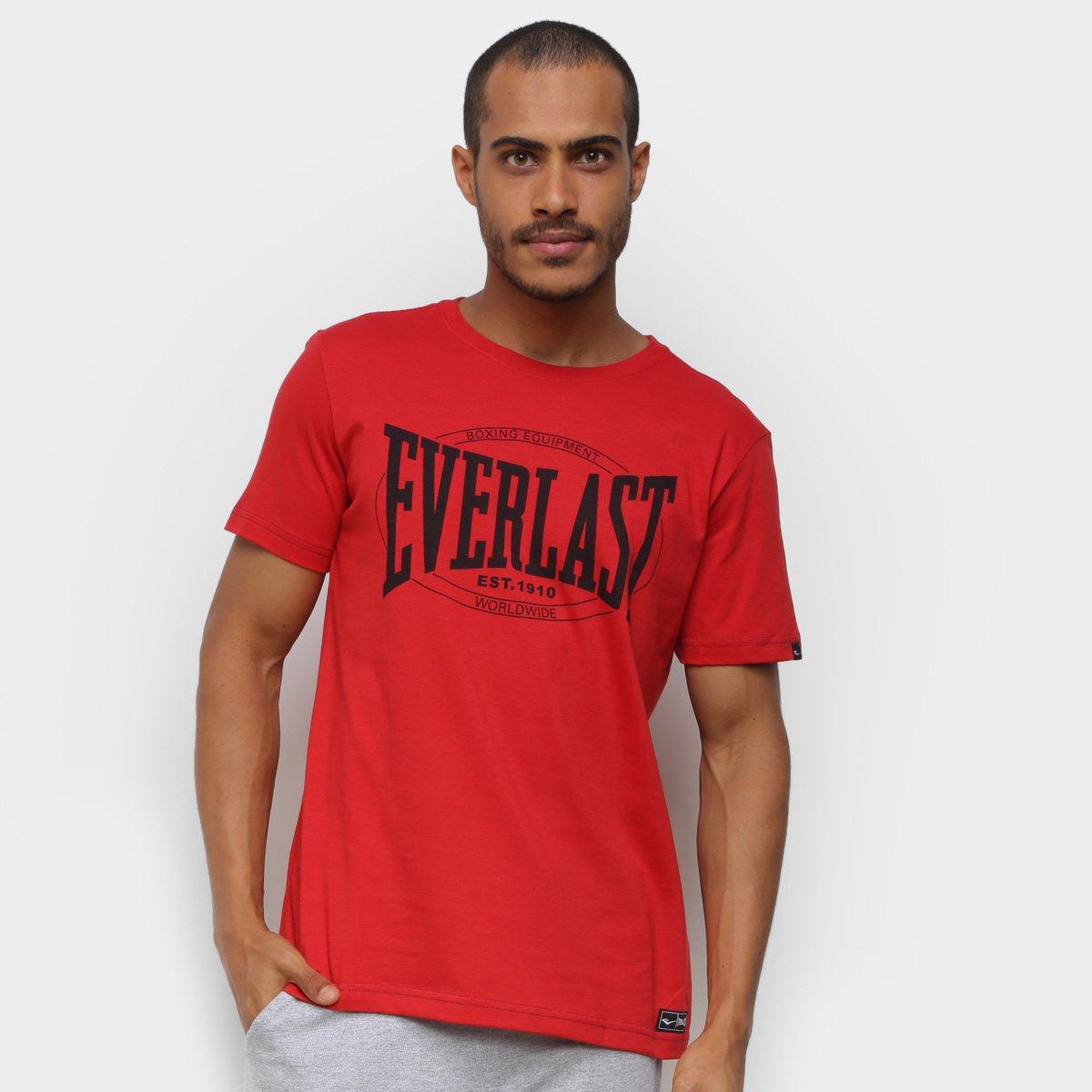 Camiseta Everlast Cema Masculina