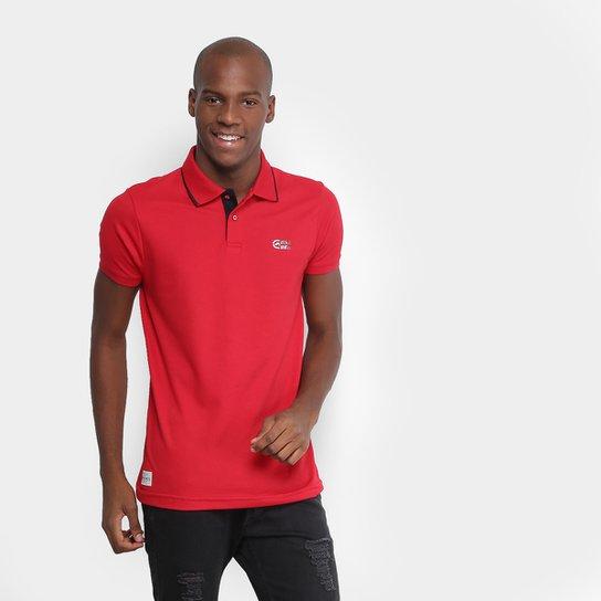 384810ee1b Camisa Polo Ecko Piquet Logo Estampada Masculina - Compre Agora ...